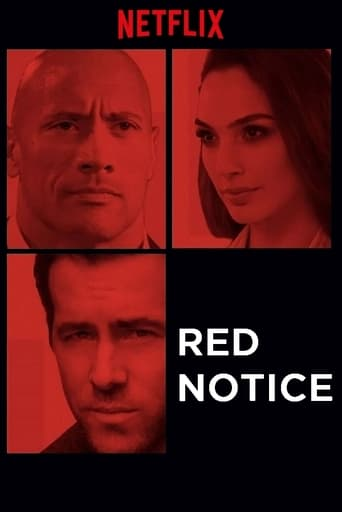 Poster of Red Notice