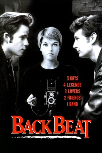 Poster of Backbeat