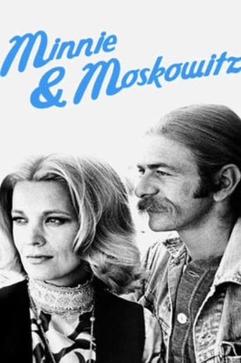 Poster of Minnie and Moskowitz