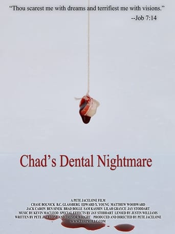Chad's Dental Nightmare Movie Poster