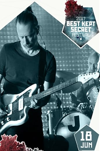 Poster of Radiohead - Best Kept Secret 2017