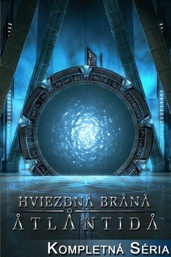 Poster of Hvězdná brána - Atlantida
