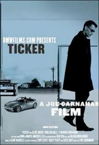 Poster of Ticker