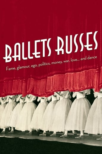 Poster of Ballets Russes