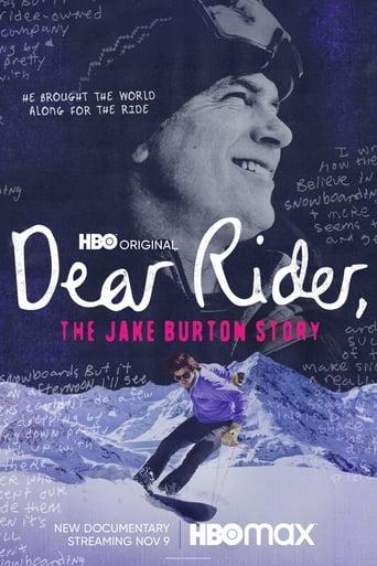 Dear Rider: The Jake Burton Story