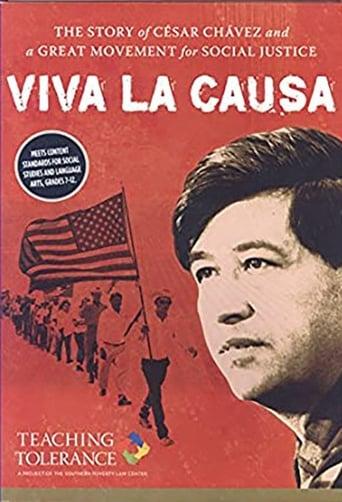 Poster of Viva la Causa