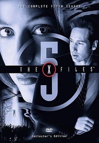 X failai / The X-Files (1997) 5 Sezonas EN