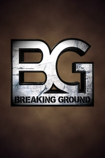 Poster of WWE Breaking Ground