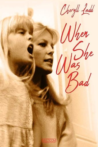 Poster of When She Was Bad...