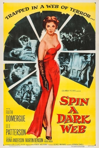 Poster of Spin a Dark Web