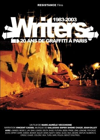 Writers : 1983-2003, 20 ans de graffiti à Paris