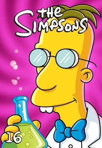 Os Simpsons 16ª Temporada - Poster