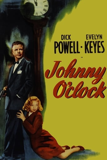Johnny O'Clock Movie Poster
