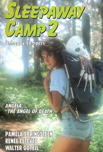 Poster of Sleepaway Camp II: Unhappy Campers