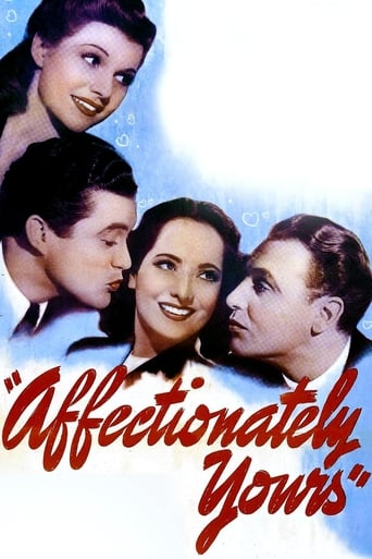 Poster of Affectionately Yours
