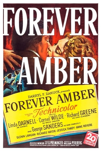 Poster of Forever Amber