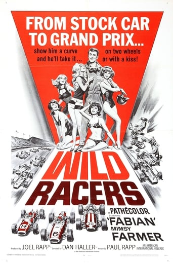 Poster of The Wild Racers
