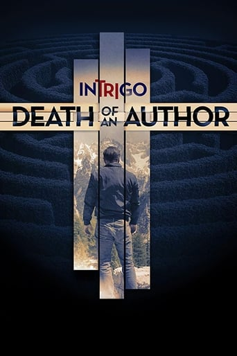 Poster of Intrigo: Death of an Author