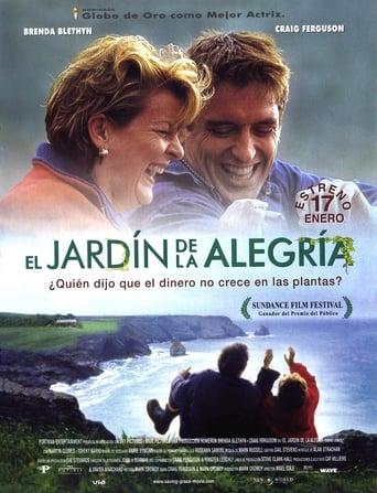 Poster of El jardín de la alegría
