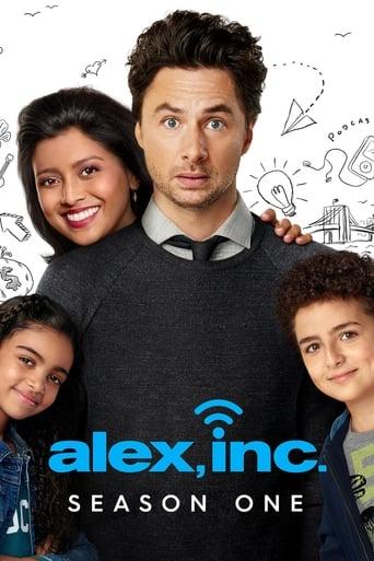 Alex, Inc. 1ª Temporada - Poster