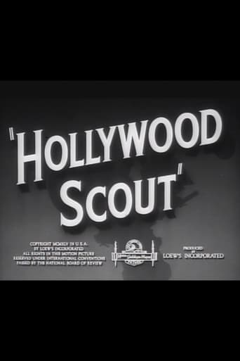 Poster of Hollywood Scout