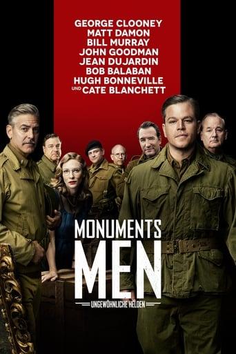 Monuments Men - Ungewöhnliche Helden - Kriegsfilm / 2014 / ab 12 Jahre