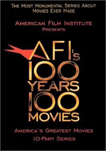 Poster of AFI's 100 Years... 100 Movies