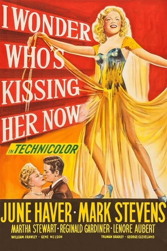 Poster of I Wonder Who's Kissing Her Now