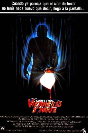 Poster of Viernes 13, parte III