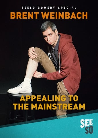 Poster of Brent Weinbach: Appealing to the Mainstream