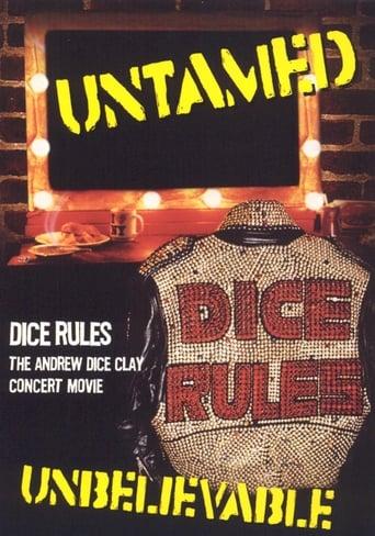 Watch Andrew Dice Clay: Dice Rules Online Free Putlockers