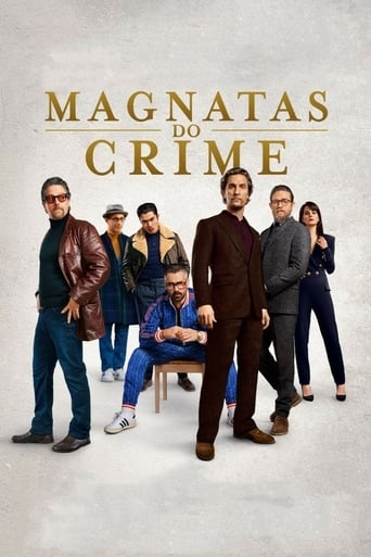 Magnatas do Crime - Poster