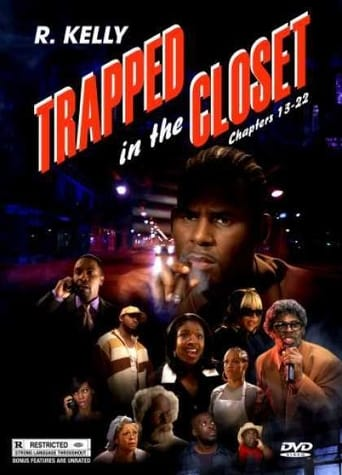 Poster of Trapped in the Closet: Chapters 13-22