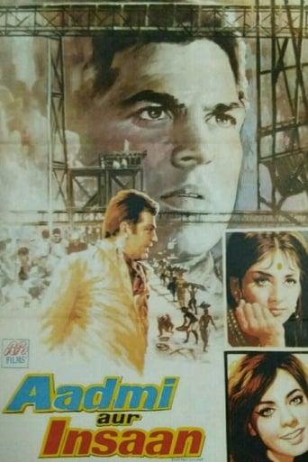 Poster of Aadmi Aur Insaan