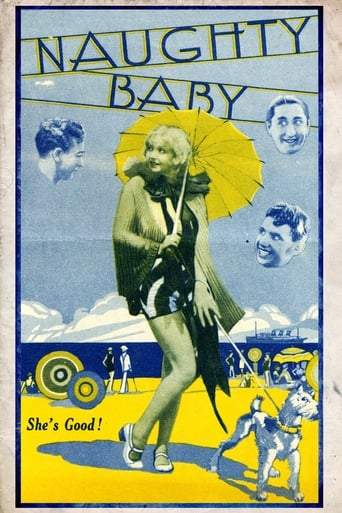 Poster of Naughty Baby