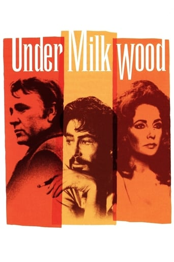 Poster of Under Milk Wood