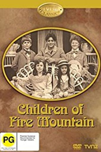 Poster of Children of Fire Mountain fragman