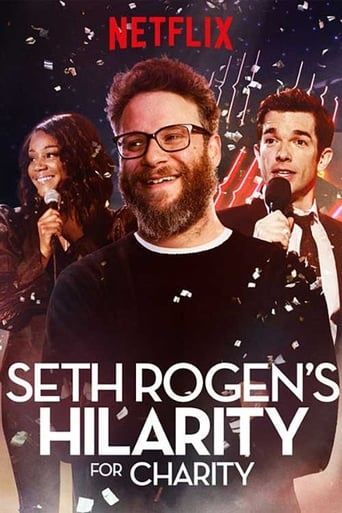 Poster of Seth Rogen's Hilarity for Charity