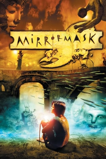 Poster of MirrorMask