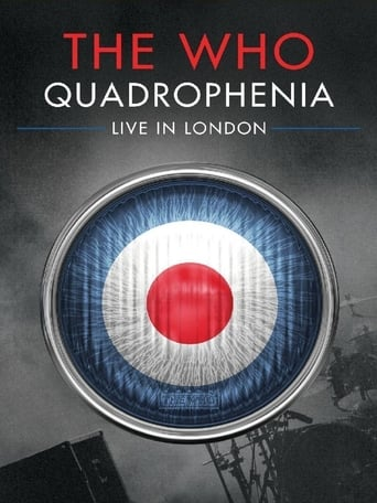 Poster of The Who - Quadrophenia: Live In London 2013