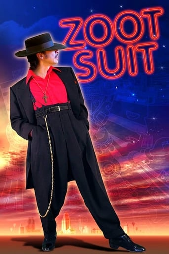 Poster of Zoot Suit