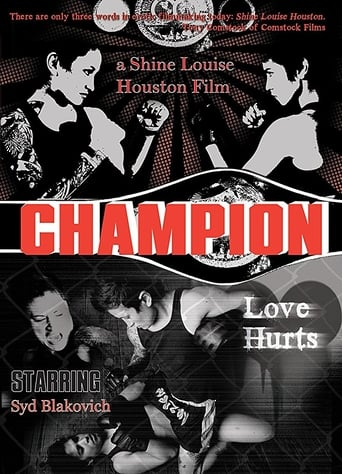 Champion: Love Hurts Movie Poster
