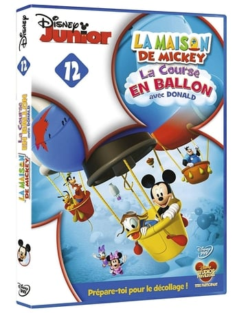 Mickey Mouse Clubhouse : Mickey and Donald's Big Balloon Race Movie Poster