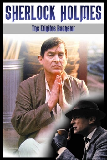 Poster of Sherlock Holmes: The Eligible Bachelor