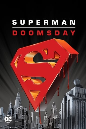 Superman/Doomsday Poster