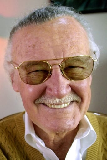 Stan Lee alias Shrinking Car Owner / Executive Producer / Comic Book