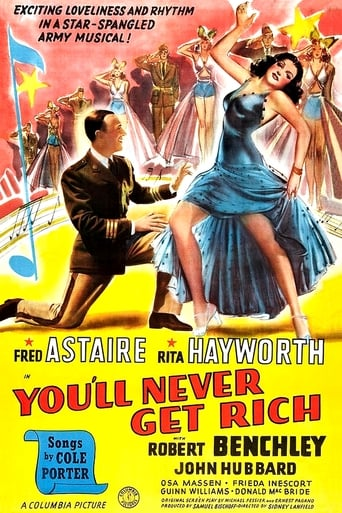 Poster of You'll Never Get Rich