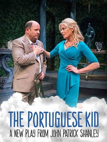 Poster of The Portuguese Kid