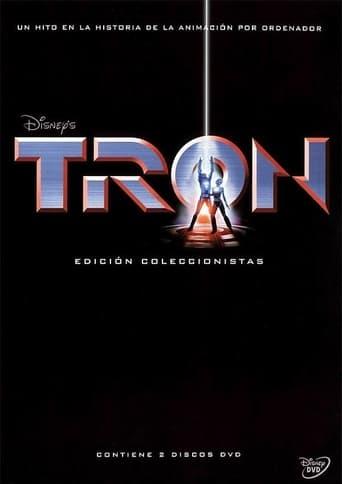 Poster of Tron. Edicion Coleccionistas