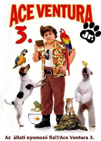 Ace Ventura: Állati nyomozoo junior